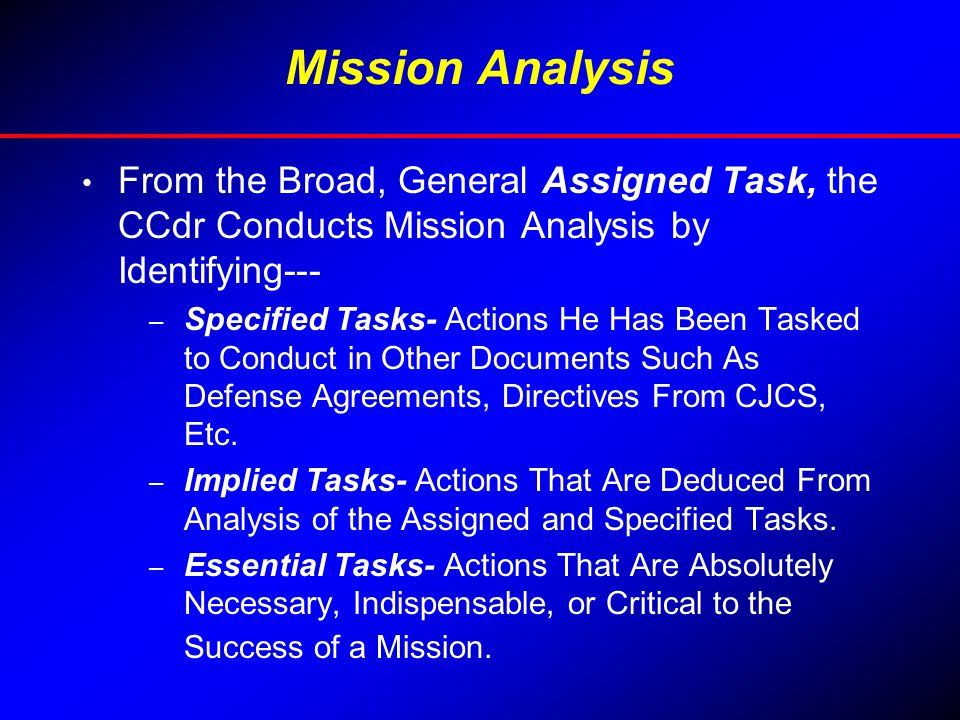 Types of Forces Assigned Forces Allocated Forces Apportioned Forces Global Force Management