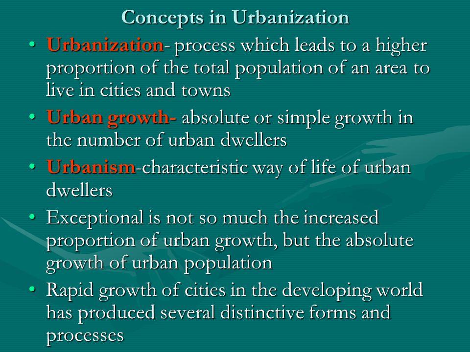 Cities Over 5 Million