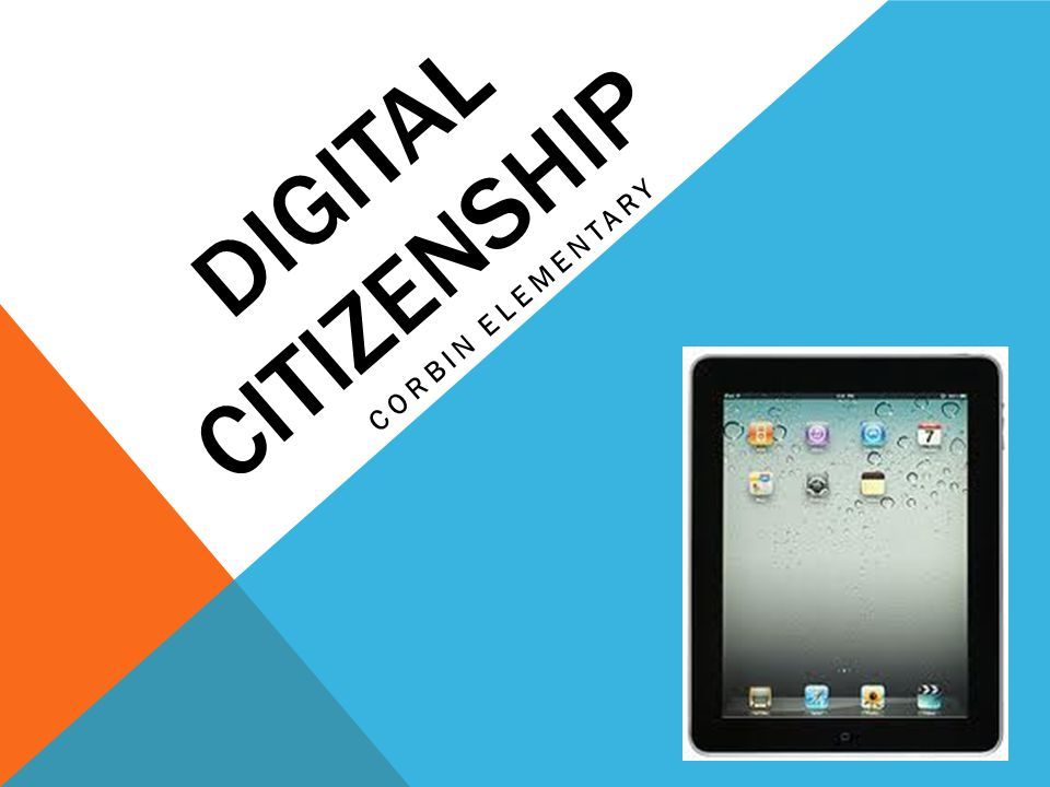 WHAT IS DIGITAL CITIZENSHIP? THINK PAIR SHARE