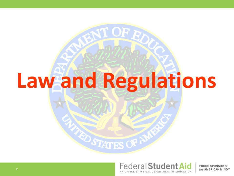 Statutory Change  Public Law 112-141, Moving Ahead for Progress in the 21th Century Act (MAP 21), enacted July 6, 2012.