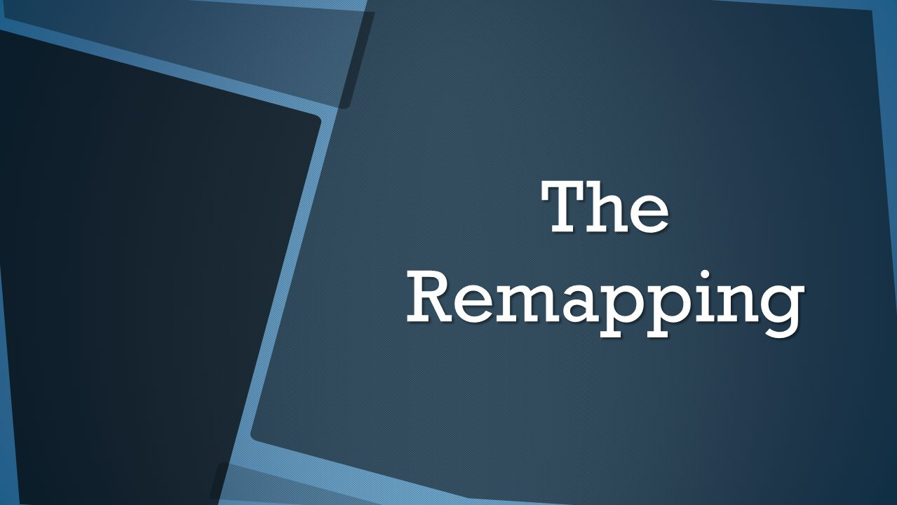 The Remapping