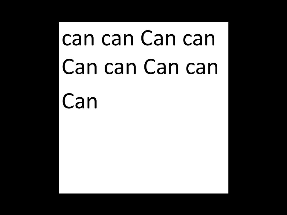 can can Can can Can can Can can Can