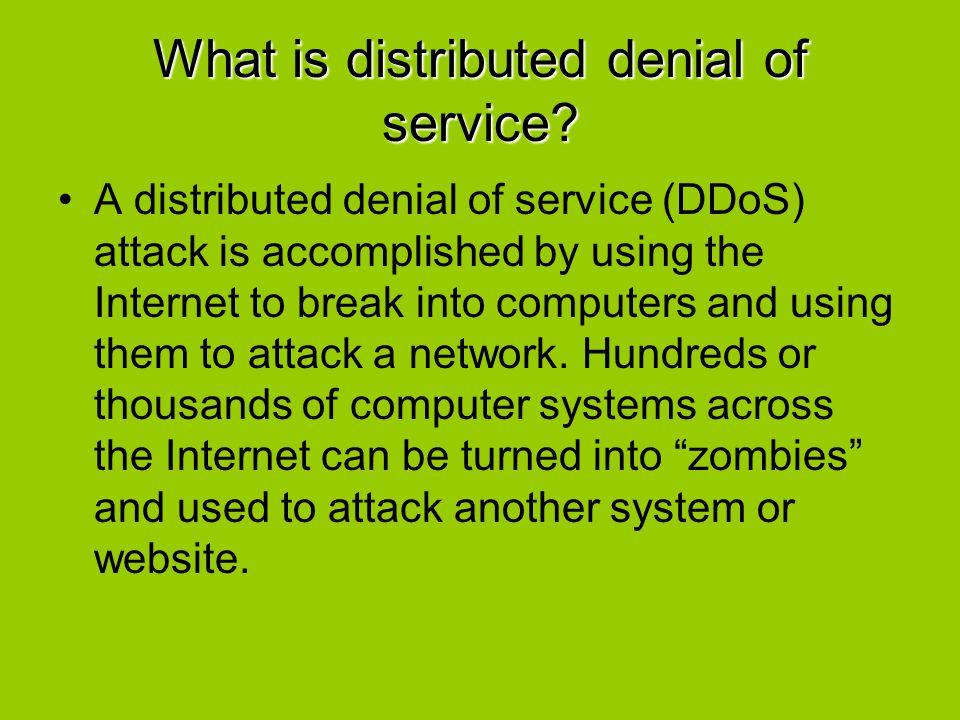 DNS name server Attack (contd.)