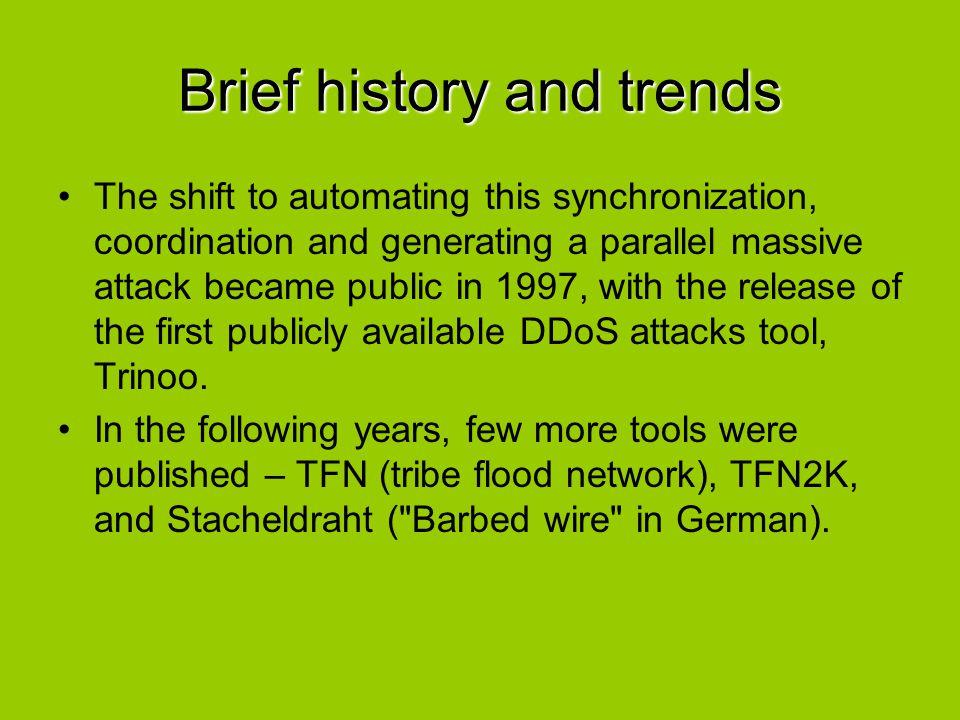Summary Logic / Software Attacks Flood Attacks Dos Attack Types