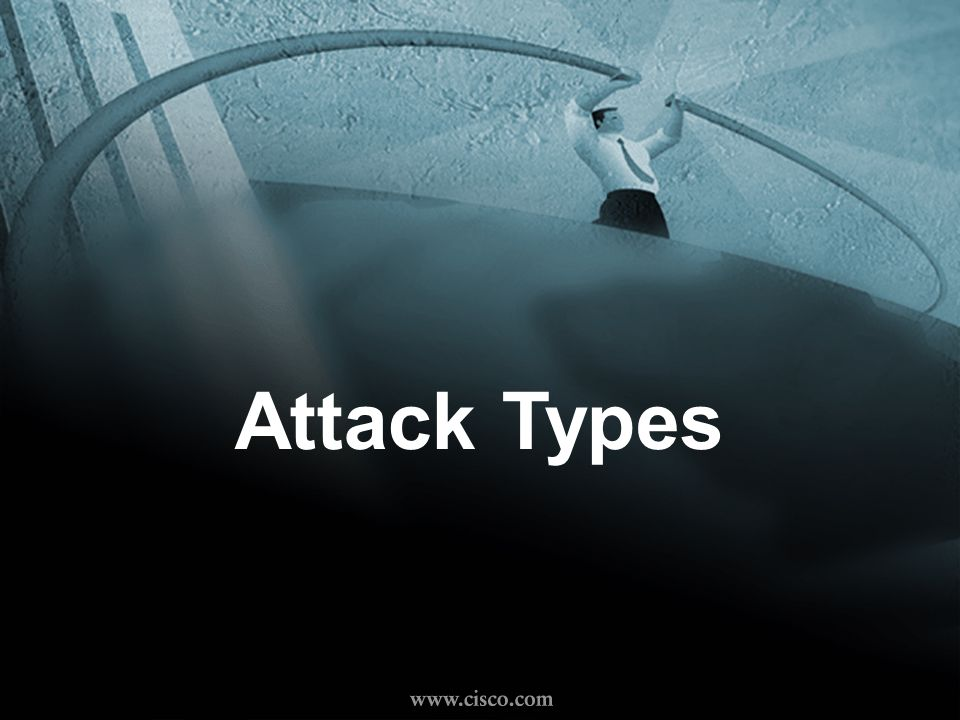 © 1999, Cisco Systems, Inc. 1-10 Attack Types