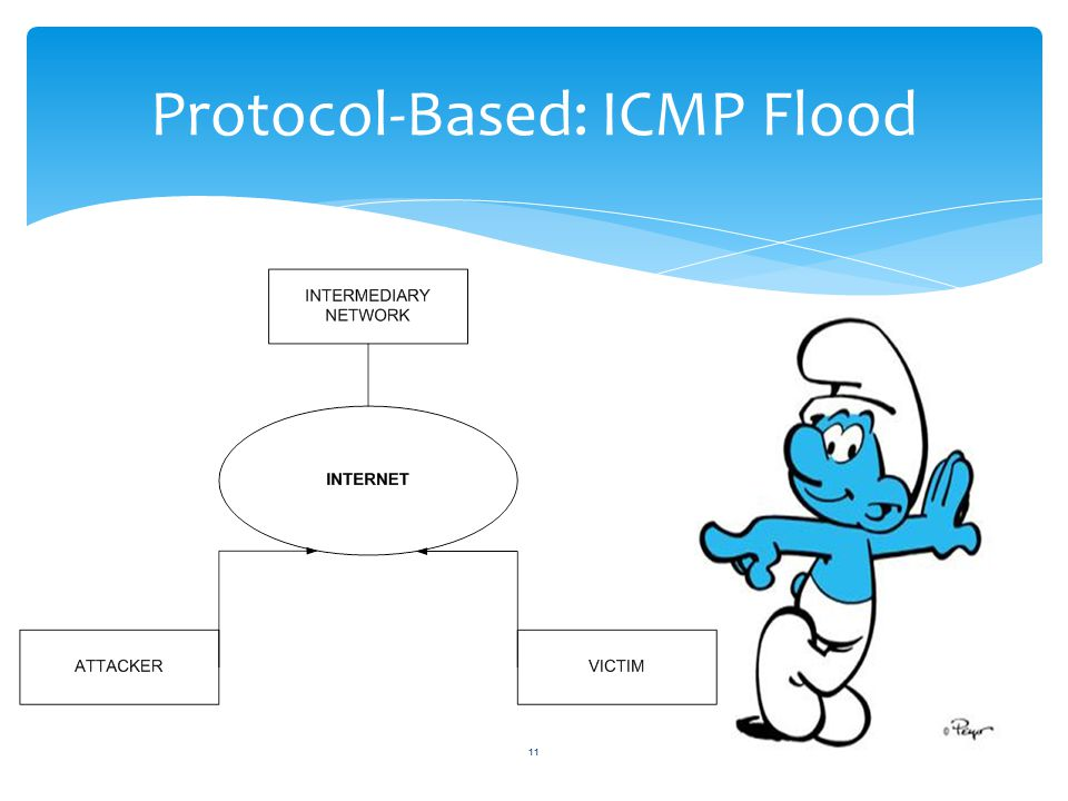 Protocol-Based: ICMP Flood 11