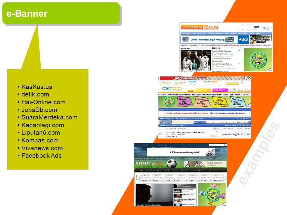 e-Banner KasKus.us detik.com Hai-Online.com JobsDb.com SuaraMerdeka.com Kapanlagi.com Liputan6.com Kompas.com Vivanews.com Facebook Ads examples