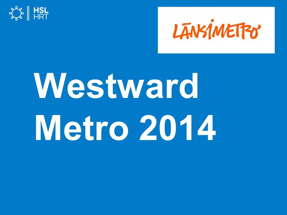 Westward Metro 2014