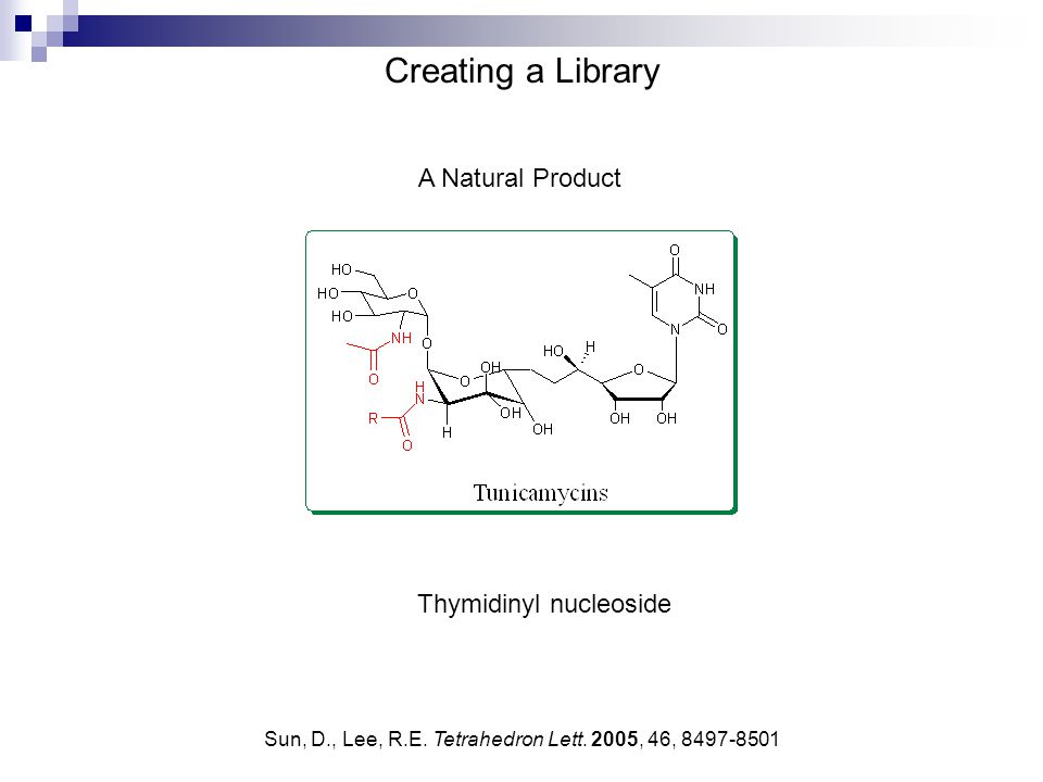 Thymidylate Synthase Inhibitor Erlanson, D.A, Braisted, A.C.Proc.Natl.Acad.Sci.USA.