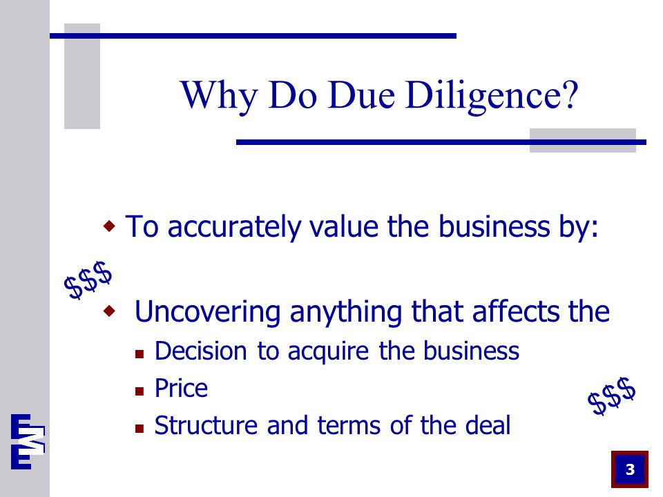 24 Due Diligence Cost Factors  Phase I Complex site history Site Location (travel costs) Complexity of neighbors Availability of local records Consultant expertise  Phase II Scope of sampling Cost of expediting samples