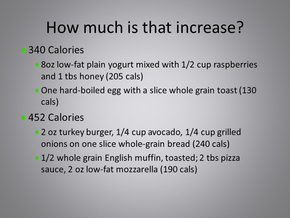 How much is that increase.