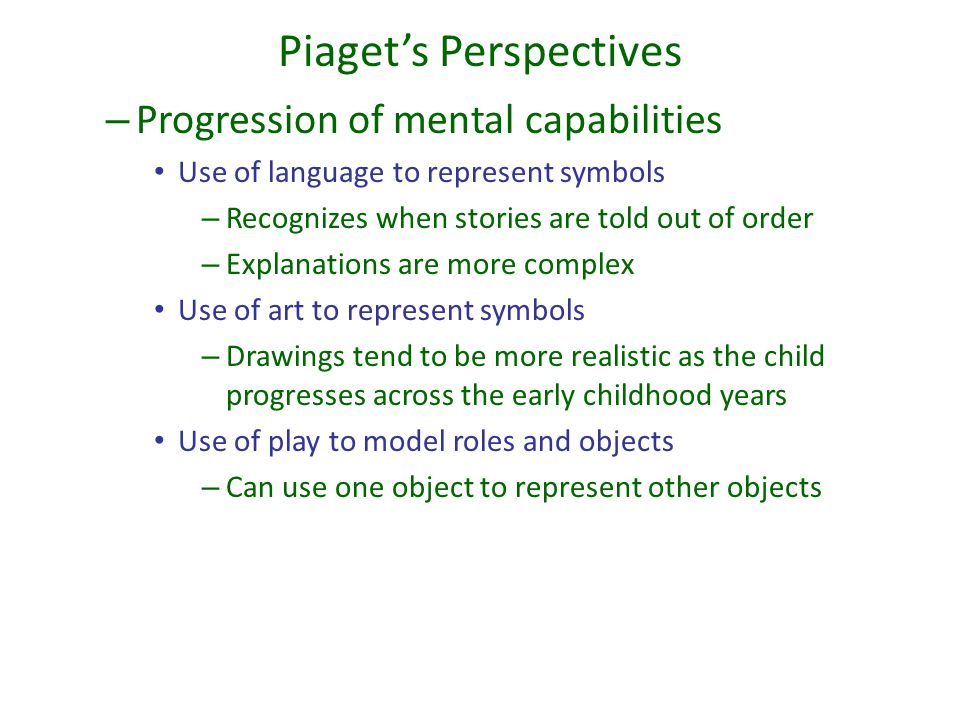 Early Childhood Education Educational issues around Readiness Levels – Many of those who test as not ready for kindergarten can be accommodated in regular kindergarten classes – Old-for-grade tends to be more predictive of problems than movement into kindergarten with some additional support – Schools might be reconstrued as being ready for children vs.