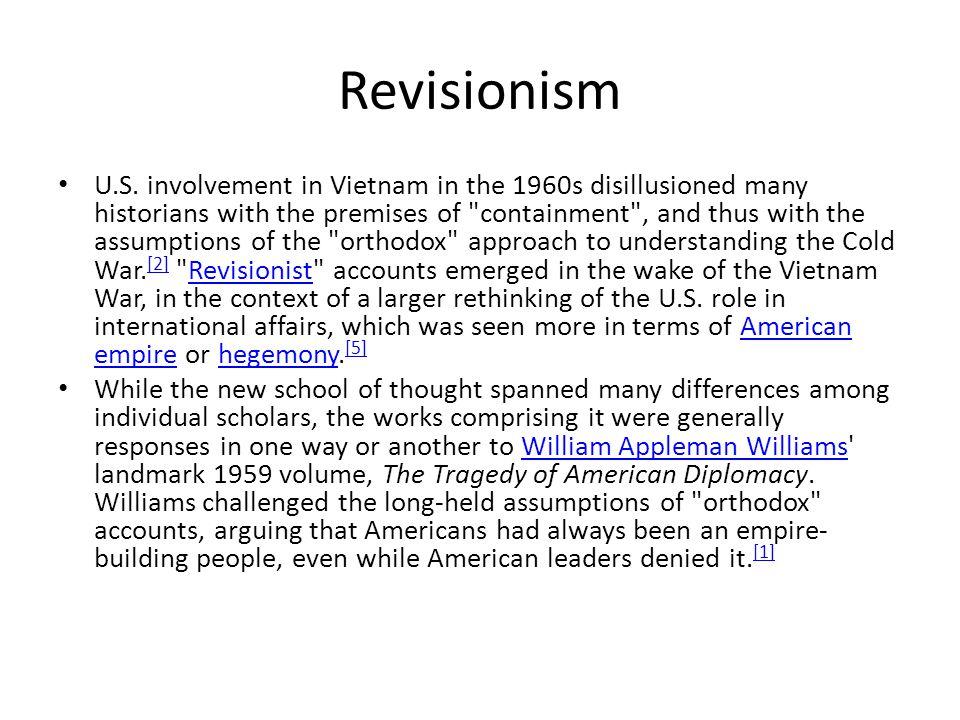 Revisionism U.S.
