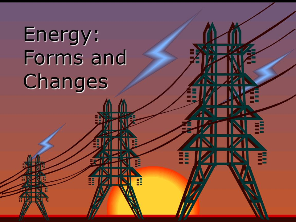 Electromagnetic Energy  Power lines carry electromagnetic energy into your home in the form of electricity.