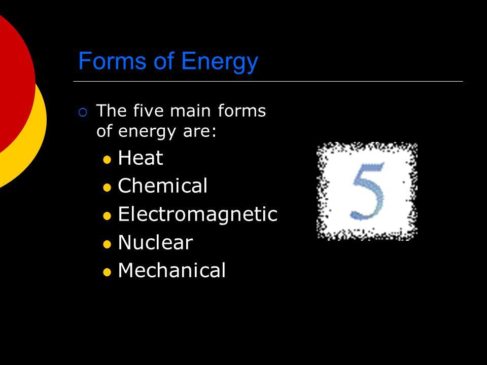 Mechanical Energy  When you kick a football, you give mechancal energy to the football to make it move.