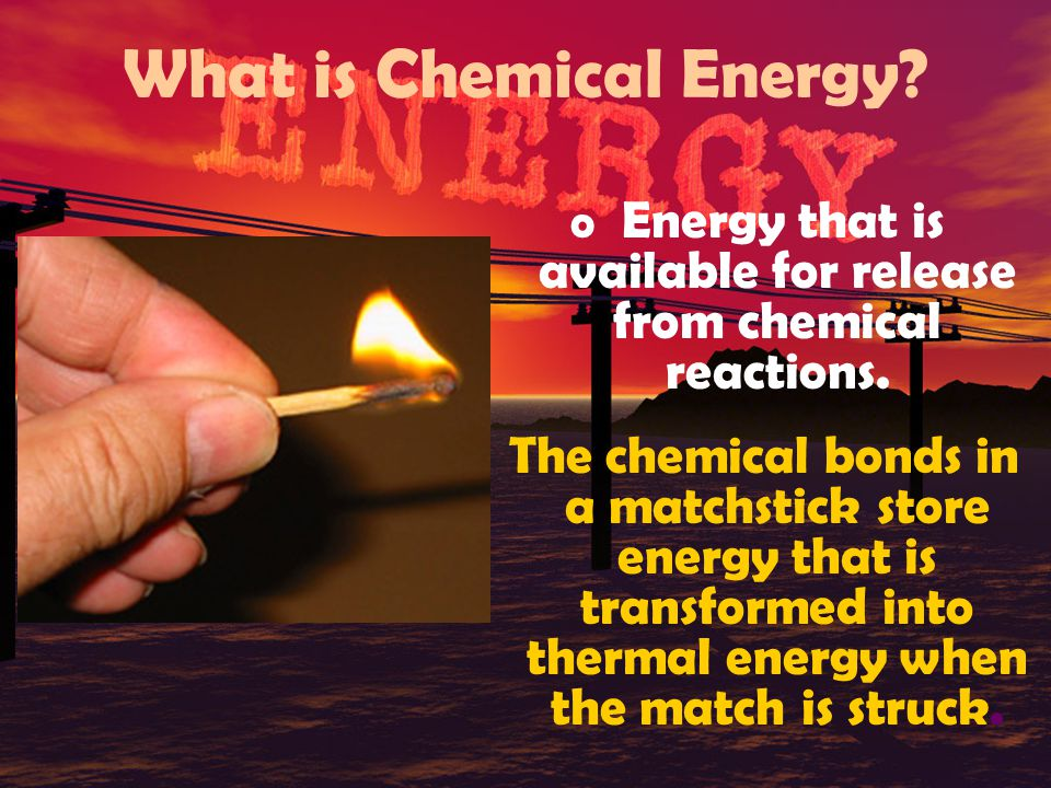 What is Electrical Energy.