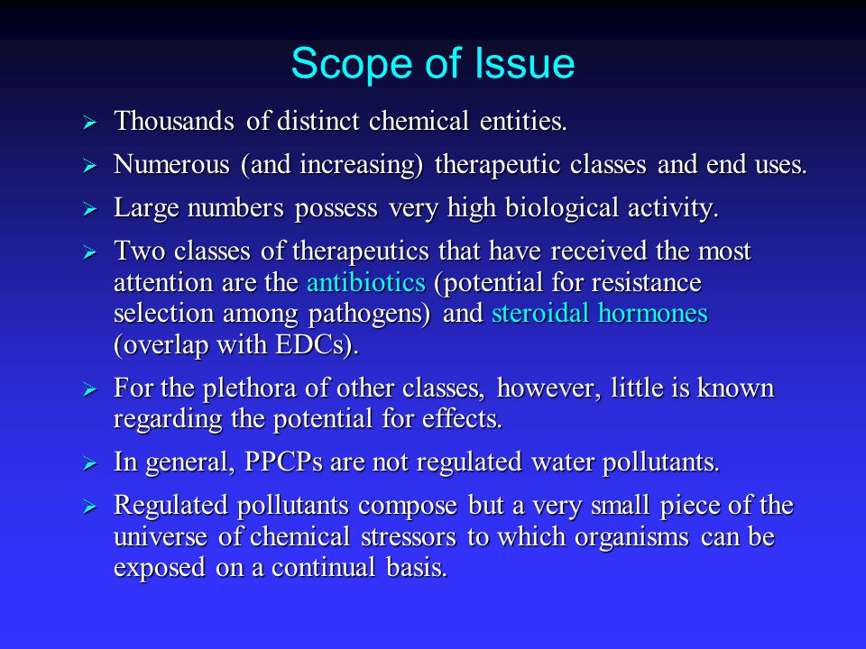 What portion of overall risk is contributed by unregulated pollutants?