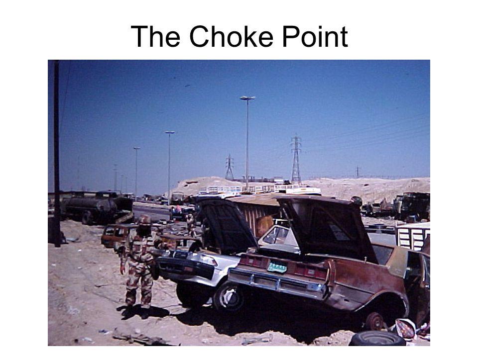 The Choke Point