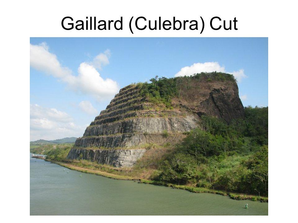 Gaillard (Culebra) Cut