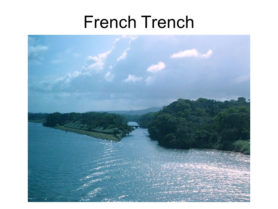 French Trench