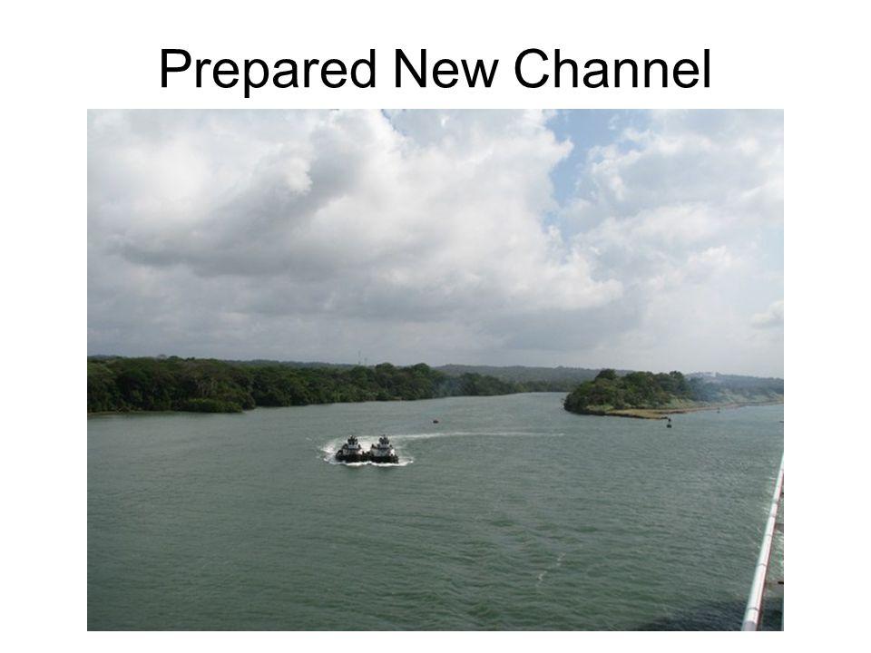 Prepared New Channel