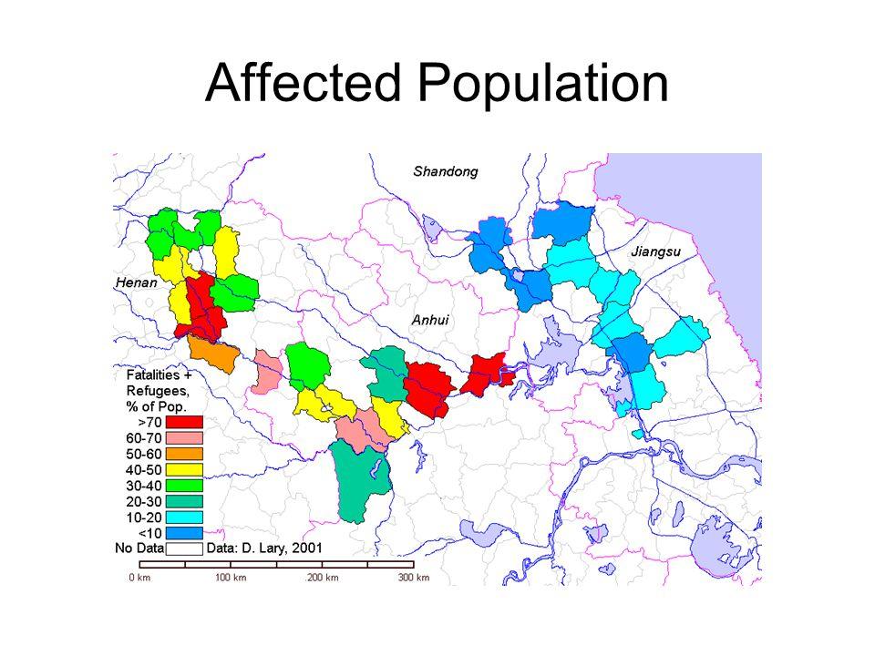 Affected Population