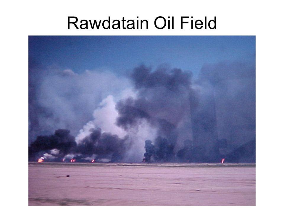 Rawdatain Oil Field