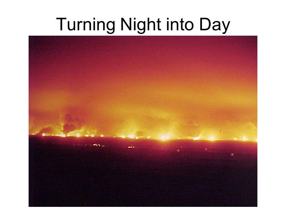 Turning Night into Day