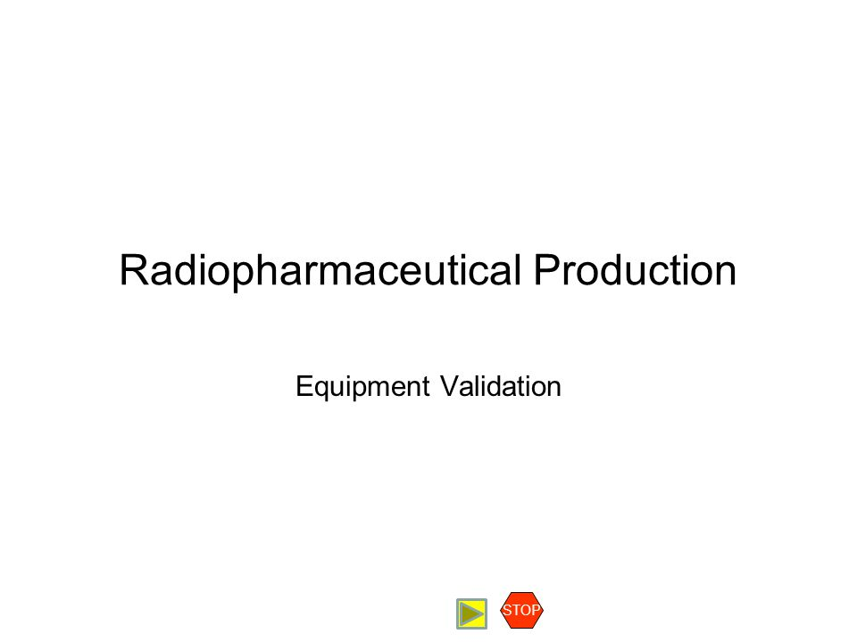 Equipment Validation Validation is a Quality Assurance process of establishing and documenting that a piece of equipment satisfies its intended requirements.