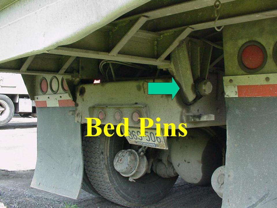 Bed Pins