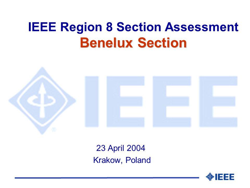 Section Team Jan Biemond (Chair) TU Delft; NL Cor Claeys (Past Chair) KU Leuven, IMEC; B Martin Bastiaans (Officer) TU Eindhoven; NL