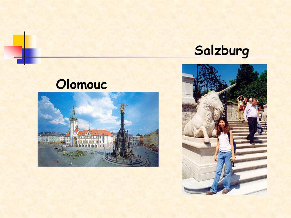 Olomouc Salzburg