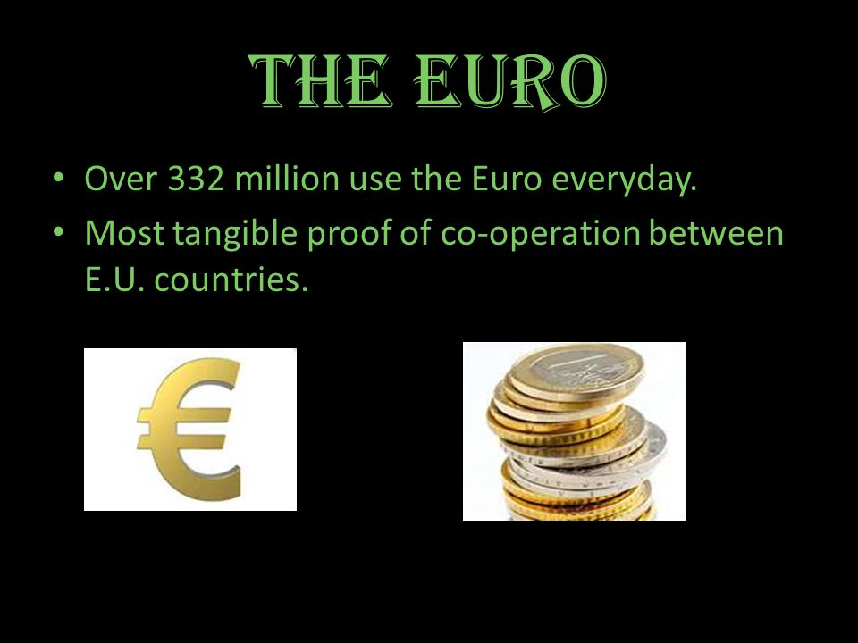 E.U. Budget 142 billion is spent every year. Elected representatives in the E.U.