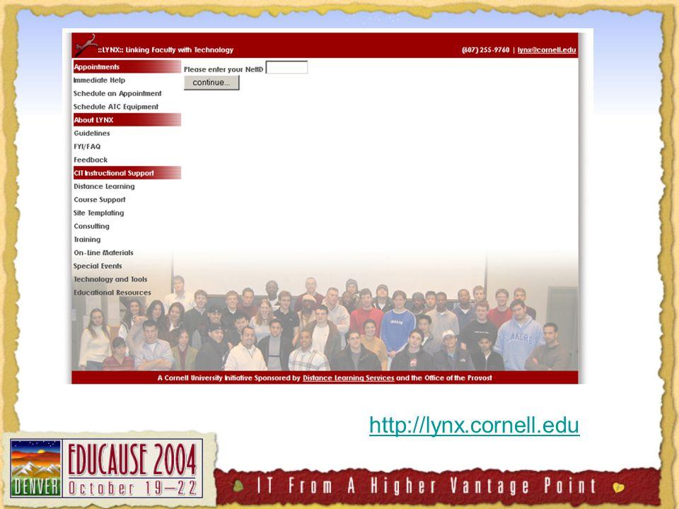 http://lynx.cornell.edu