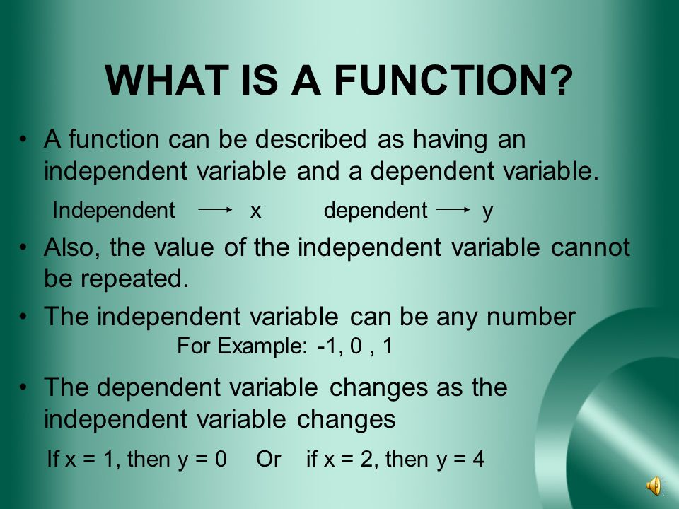 Functions WHAT IS A FUNCTION DOMAIN AND RANGE EVEN AND ODD FUNCTIONS ONE-TO-ONE FUNCTIONS