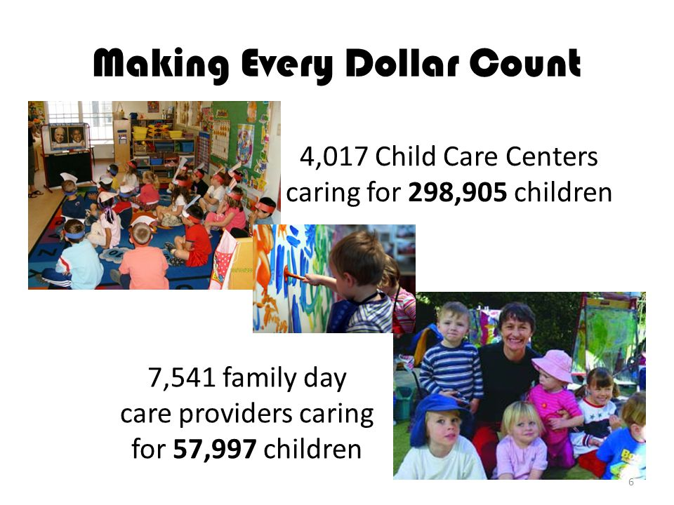 Child Care Subsidy Fraud So what are we doing about it.