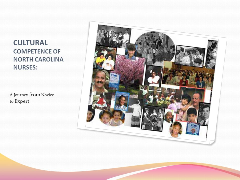 CULTURAL COMPETENCE OF NORTH CAROLINA NURSES: A Journey from Novice to Expert