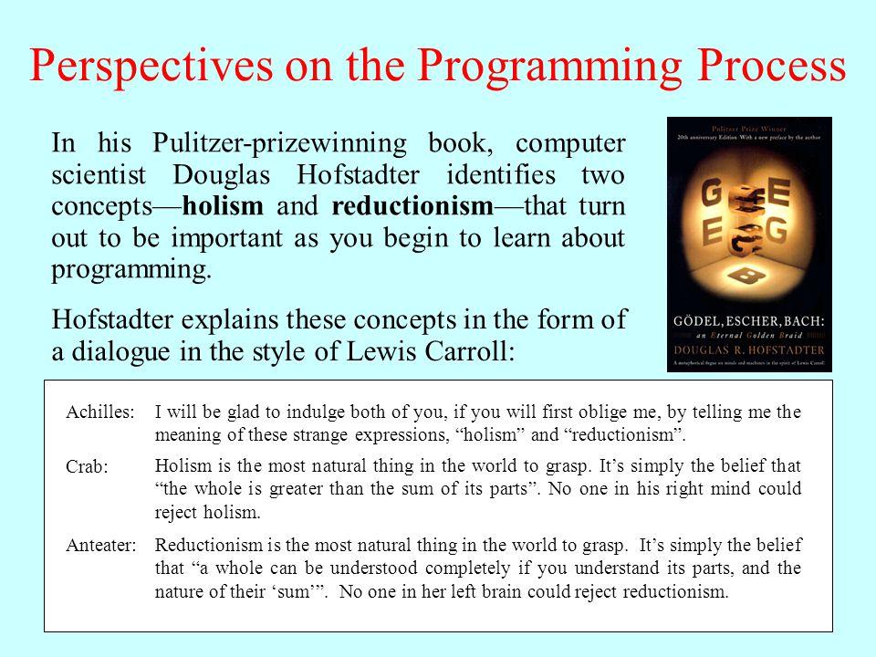 public class HelloProgram extends GraphicsProgram { public void run() { GLabel label = new GLabel( hello, world , 100, 75); label.setFont( SansSerif-36 ); label.setColor(Color.RED); add(label); } HelloProgram Sending Messages to a GLabel hello, world label hello, world The following program illustrates sending a message to an object.