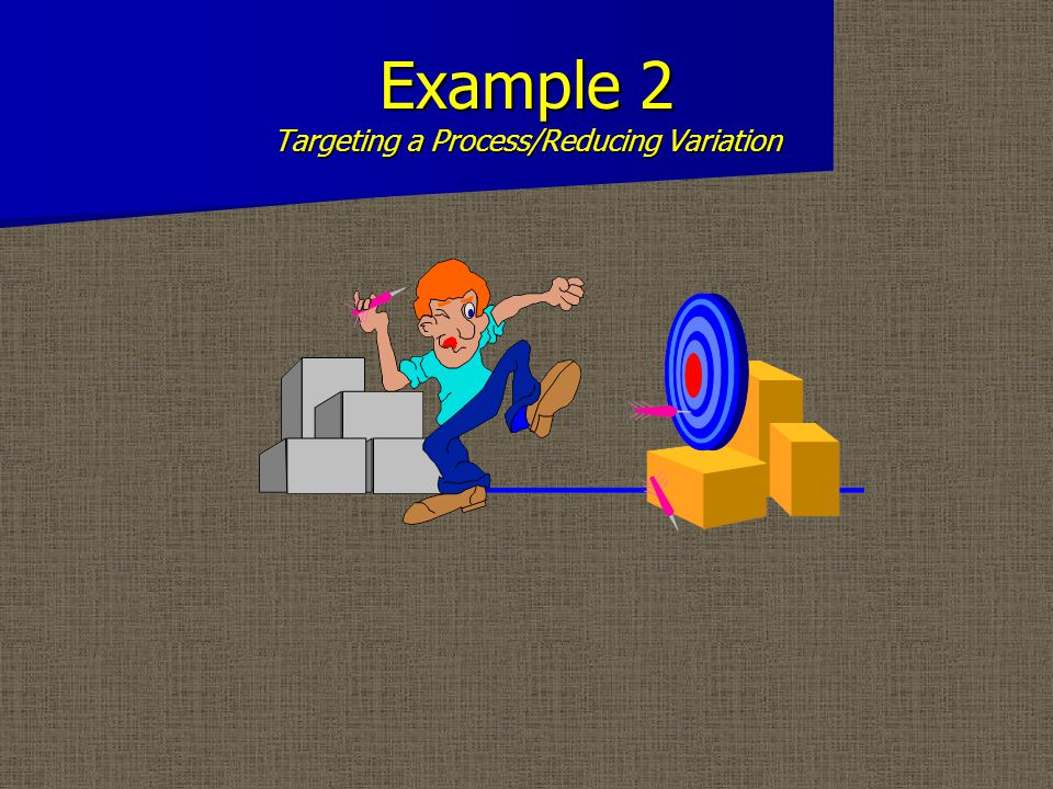 Example 2 Accuracy versus Precision