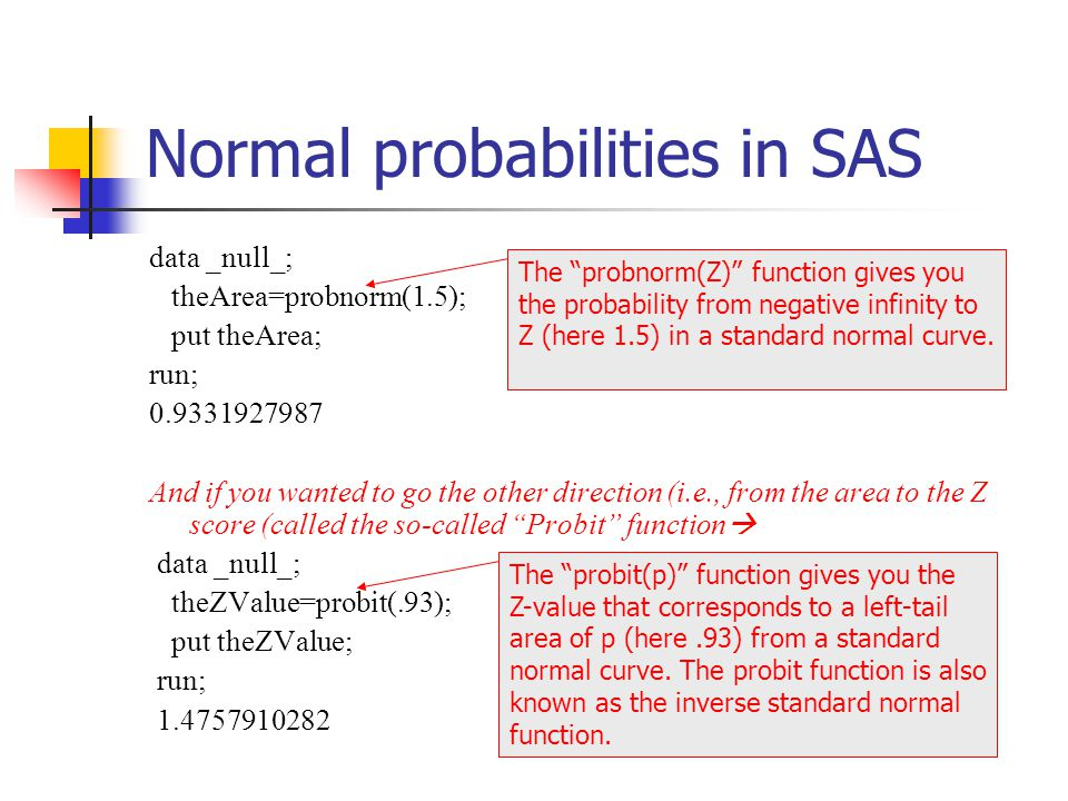 Looking up probabilities in the standard normal table What is the area to the left of Z=1.51 in a standard normal curve.