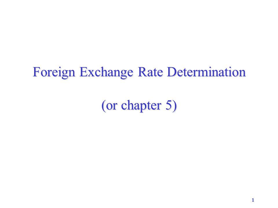 2 Agenda How BOP explains exchange rates.Asset market approach to exchange rates.