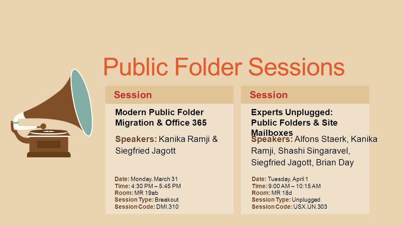 Exchange Server 2013 Public Folders The last thing you migrate. 2007/2010 users cannot access 2013 Public Folders 2013 users can access 2007/2010 Publ