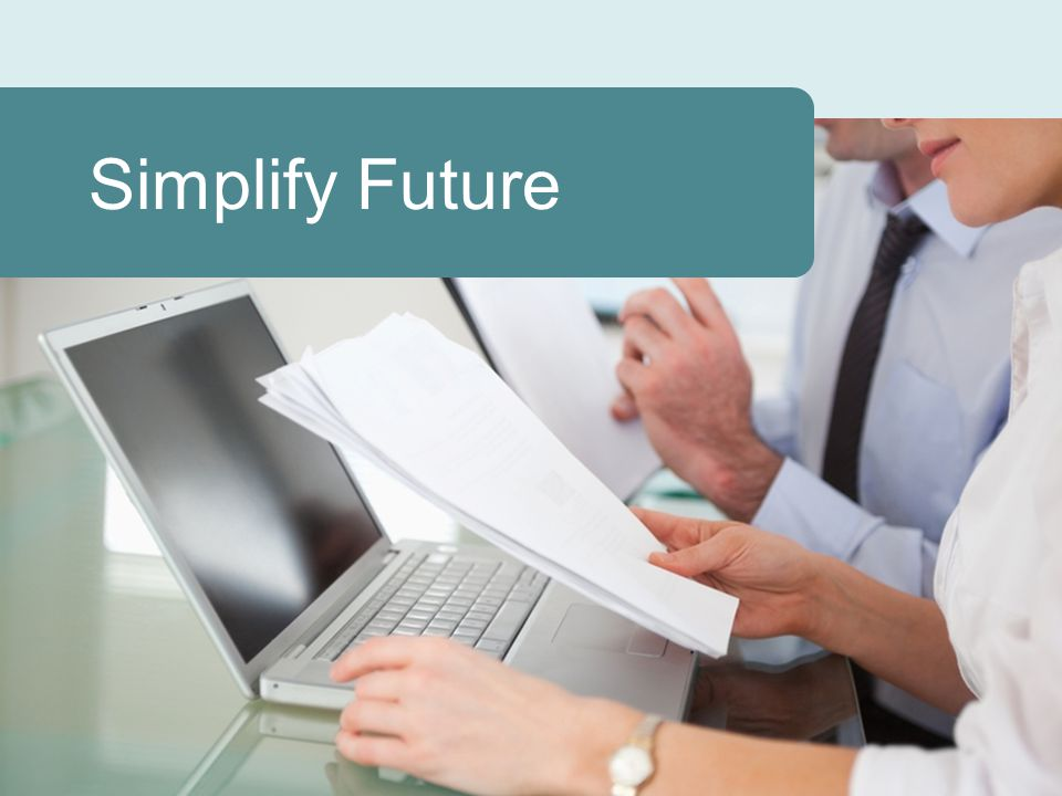 Simplify Future