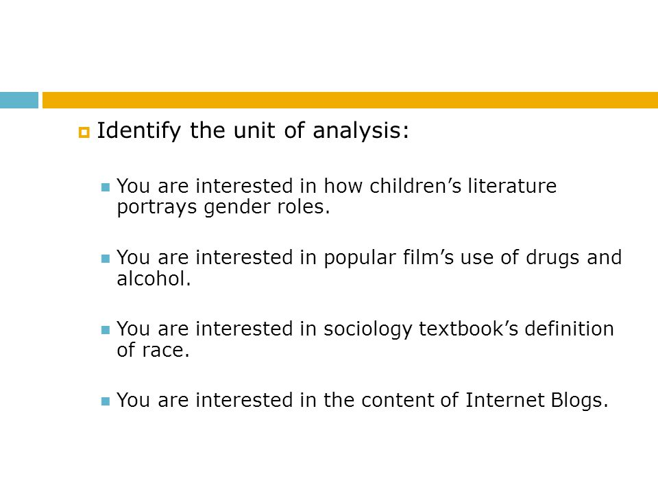 2.Which of the following may be examined in content analysis.