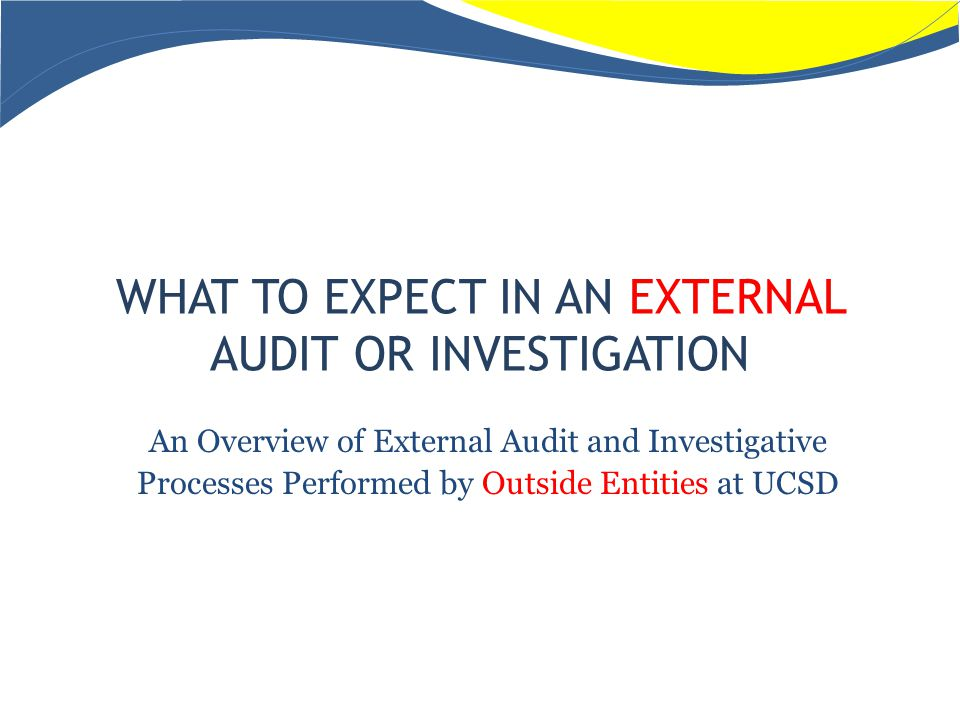 External Investigations AMAS will make every effort to involve the appropriate University officials in the investigative process, while at the same time maintaining confidentiality to the extent possible within the limitations of law and policy.