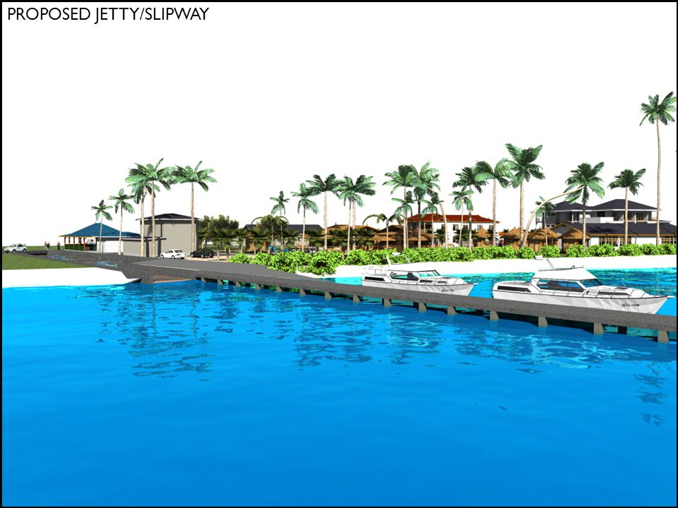PROPOSED JETTY/SLIPWAY