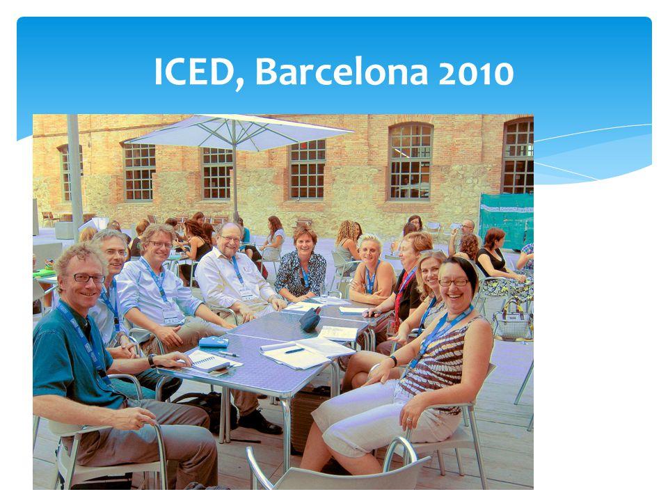 ICED, Barcelona 2010