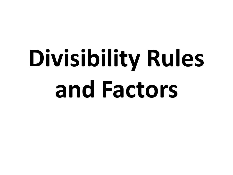 Factors And Divisibility Worksheets 5th Grade divisibility tests – Divisibility Worksheet 5th Grade