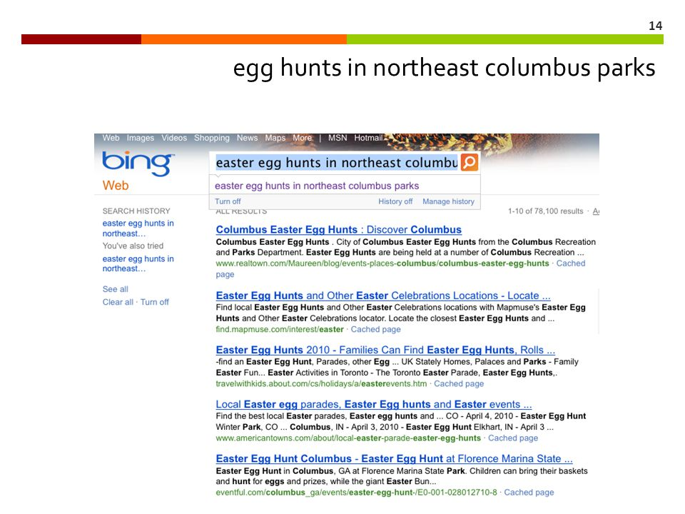 14 egg hunts in northeast columbus parks