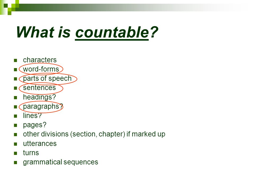 What isn't countable? metaphors semantic prosody patterns  because these are abstractions